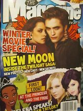 The Magazine November 2009- New Moon Twilight Saga/Princess & Frog/Selena Gomez/