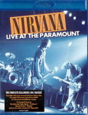 Nirvana: Live At The Paramount - Blu-Ray 2011  Lithium, Smells Like Teen Spirit
