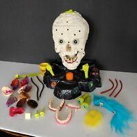 Vintage 1992 Monster Face Hasbro Toys Goosebumps Skull Creepy Gruesome RARE