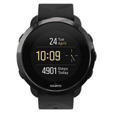 Suunto 3 Fitness All Black Wrist HR GPS Watch (AUST STK)