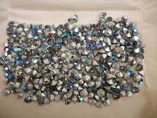 144 Swarovski chaton rhinestones,30ss Starlight / F #1100