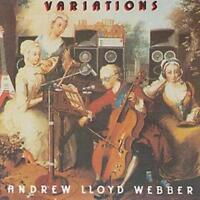 Andrew Lloyd Webber : VARIATIONS CD (1999) ***NEW*** FREE Shipping, Save £s