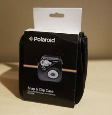 Polaroid Snap & Clip Camera Case For Polaroid PIC-300 Instant Print Camera Black