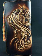 Leather Tooling Carving pattern DZXX-17 Leathercraft Mythical Animals kylin
