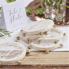 Beautiful Botanics Lace Tambourines - for weddings