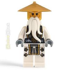 LEGO ® Ninjago personaggio sensei maestro Wu NUOVO minifig njo142 70734