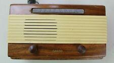 Garod Wooden Vintage Radio Model # 6A-2