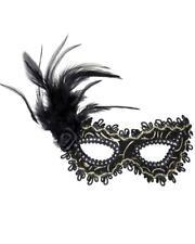 Mascherina Domino Veneziana Accessori Costume Carnevale PS 26526
