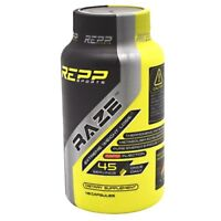 REPP Sports RAZE Fat Burner Weight Loss Energy Focus - 45 capsules SALE