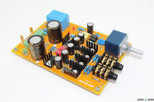 Upgraded Assembled ZERO-ZONE Headphone amplifier base on Lehmann amp