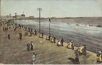 Atlantic City, NEW JERSEY - Boardwalk - Rolling Chairs - Ocean Pier - 1911
