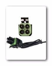 12085506 Idle Air Control Valve Connector Fits: GM  ISUZU JAGUAR LAND ROVER