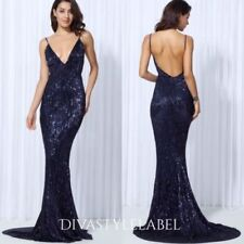 Prom Regular Dresses for Women with Sequins