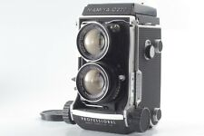 【N. MINT+3】Mamiya C220 Professional TLR Camera w/ 55mm F4.5 Lens from Japan