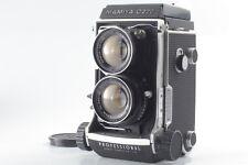 【N. MINT+3 Free】Mamiya C220 Professional TLR Camera w/ 55mm F4.5 Lens from Japan