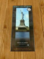 NEW Statue of Liberty World View Vertical Puzzle 500 pieces 12x34  sealed ! NIB