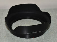 Genuine Original Canon EW-83 lens hood for Canon 20-35mm f3.4/4.5 lens