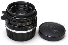 Leica Summicron 35mm F2 f. Leica M
