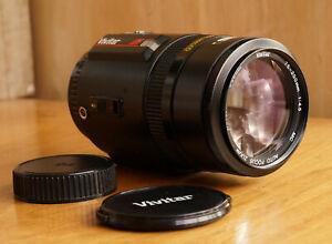 Rare Vivitar AF 75-200mm F4.5 Constant aperture Macro Zoom Lens Pentax K Mount