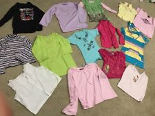 girls size 4 To 8 shirt lot Of 14 Dockers Lid Brand N Sizes