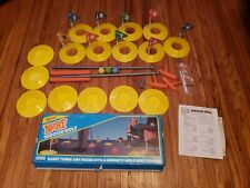 Vintage 1987 Official Nerf Indoor Golf Game W/ box & Extras