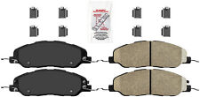 Disc Brake Pad Set-GT Front Autopartsource PRC1463 fits 2011 Ford Mustang