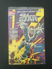 Box 48c, Comic Topps, Jack kirby's Silver Star, Sealed