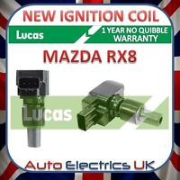 MAZDA RX8 RX-8 RX 8 IGNITION COIL PACK NEW LUCAS OEM QUALITY N3H1-18-100