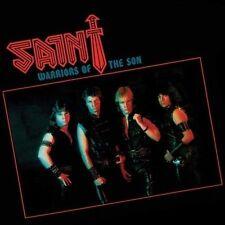 SAINT CD - WARRIORS OF THE SON -  RETROACTIVE RECORDS - Christian Metal