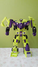 TRANSFORMERS TAKARA UNITE WARRIORS DEVASTATOR BIB & PERFECT EFFECT PC-06 LOOSE