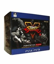Playstation 4 y 3 Street Fighter V 5 Fightstick Alfa Arcade Stick Nuevo PS3 PS4