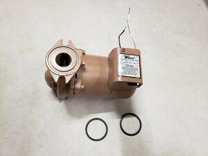 Taco 2400-50S-3P Hot Water Circulator Pump,Ss, 1/2Hp *NEW SEE DESCRIPTION*