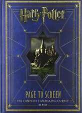 Harry Potter: Page to Screen,Excellent,Books,mon0000144276 MULTIBUY