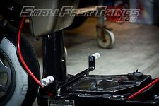 Honda Ruckus Foot Bar Pegs (The Slim Bar)