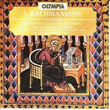 Rachmaninoff Vespers.. [CD]