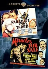 Robert Young - Paradise for Three / Miracles for Sale [New DVD]