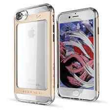 Iphone 8/7 funda protectora Ghostek Película de cristal marco aluminio Cloak 2