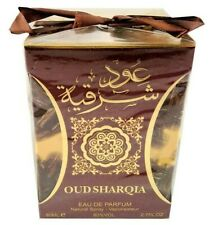 Oud Sharqia Eau De Parfum 100ML, Men, Amazing Agarwood, Jasmine, Vanilla Aroma