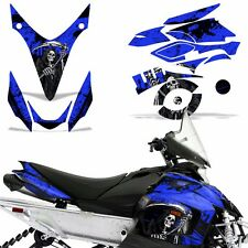 Yamaha Phazer Decal Graphic Kit Sled Snowmobile Parts Wrap RTX GT 07-16 REAP BLU