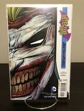 Detective Comics # 15 - Death of the Family Die-cut Cover  VF+/NM - New 52