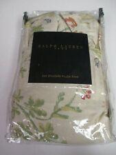 New Ralph Lauren DELILAH Ruffled Floral Standard Sham