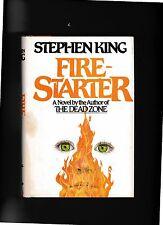 FIRE-STARTER---STEPHEN KING--hc/dj/1980---BCE---The Viking Press