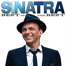 Frank Sinatra, Sinatra- Best Of The Best, CD