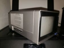 Vintage JVC CX-60US Color Portable Camping TV Television AV In/Out Parts  Repair
