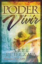 Poder para vivir (Spanish Edition)