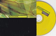 CD CARTONNE CARD SLEEVE COLLECTOR 1T JANE BIRKIN LES CLES DU PARADIS 1998