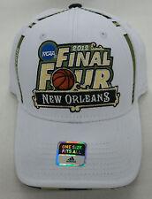 NCAA Basketball 2012 Final Four New Orleans Adidas Cap Flex Fit Little Dirty NEW