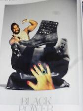 PUBLICITE ADVERTISING 2012 ZADIG  & VOLTAIRE boots cloutés & cabas T BLACK POWER