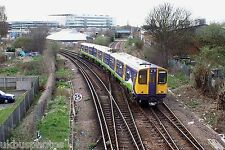 Silverlink 313121 South Acton Station 2006 Rail Photo