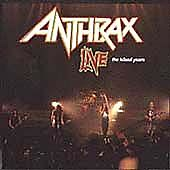 Anthrax - Live: The Island Years (1994)  CD  NEW/SEALED  SPEEDYPOST